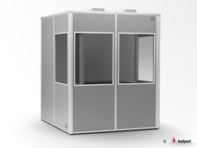 Dolmetscherkabine - Interpret booth rental mieten