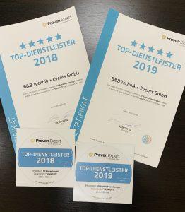 Veranstaltungstechnik mieten | konferenztechnik | Top Dienstleister